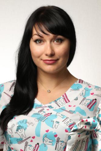 Виноградова Оксана Петровна, врач-стоматолог