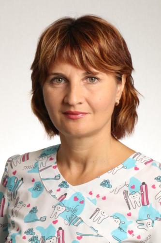 Гнатишина Анна Александровна, врач-стоматолог
